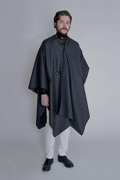 レインメーカー 2016年秋冬コレクション - 伝統を重んじる、新解釈したテーラードの美 | ニュース - ファッションプレス