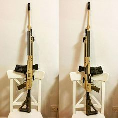 """The Dragunov Sniping Rifle System, Year of 1963, or SVD or """"Dragunov"""" for short, has since the early 1960s (like its name implies) been one of the premier squad designated marksman weapons in the world. The longest-serving purpose-designed squad marksman rifle in the world, the SVD is chambered for the powerful and plentiful 7.62x54mmR cartridge … Read More …"""