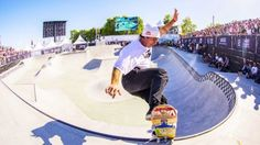 Pedro Barros Dominates at Hasting's Skatepark | Vans Park Series 2017 – Red Bull: Source: RedBull – Top Skate