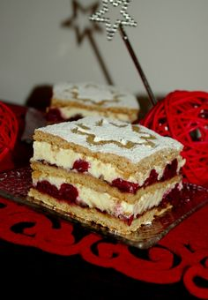 SKARBIEC KULINARNY: Placek Czeski Polish Recipes, Polish Food, Piece Of Cakes, Biscotti, Tiramisu, Delicious Desserts, Ale, Cake Recipes, Food And Drink