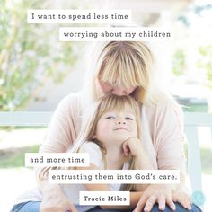Pls! As moms, we want to keep our kids safe, protect them from pain, fix their problems, make their decisions and steer them in the right direction. However, there comes a time when I realize I am not in control anymore and have to accept that my children's futures are in God's hands, not mine. I can trust God and believe He has good plans for my children's lives...