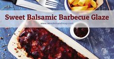 Want to put a new spin on your barbecue? Bring on the balsamic, and get ready for some sweetness. https://www.weedemandreap.com/recipe-balsamic-barbecue-glaze/