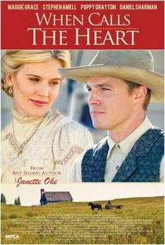 When Calls The Heart: Canadian West (Movie Pilot) - Learn More on CFDb. http://www.christianfilmdatabase.com/review/when-calls-the-heart-canadian-west-series-by-janette-oke/