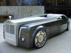 Stunning Concept Rolls-Royce Apparition