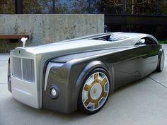 Stunning Concept Rolls-Royce Apparition