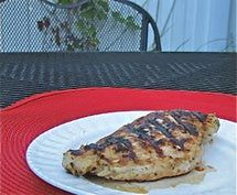 Grilled Chicken - Made this tonight for dinner