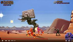 Star Wars Battlefront Trailer Re-imagined In 16 Bit Gaming! See the trailer: www.FLYGUY.net  #starwars #superstarwars #16bit #gaming #starwarsbattlefront #EA #retro #pixels #FLYGUY