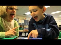 Technology in the Classroom: Using ScreenChomp to Learn Phonics This video explains how technology is used in there classroom.