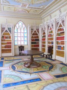 18th century library | Flickr - Photo Sharing!