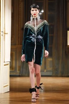 Alexis Mabille Fall Winter Couture 2012 Paris