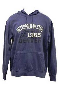 MSU Denver Vintage Hoodie