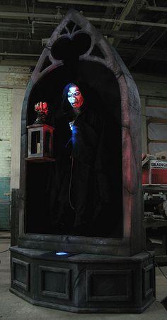 Spooky Tomb