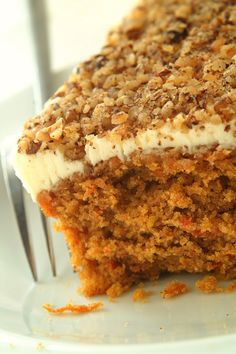 National carrot cake day #Feb3 #foodholiday