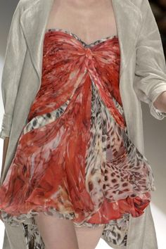 whatchathinkaboutthat:  Carlos Miele Spring 2007 Details