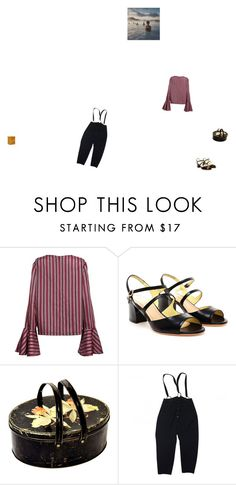 """""""Sans titre #353"""" by op-teatime ❤ liked on Polyvore featuring The Bee's Sneeze, Pollini and Limi Feu"""