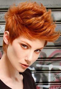 60 stili di capelli corti funky da condividere assolutamente!