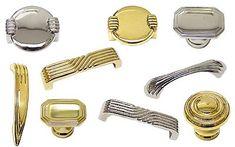 deco cabinet pull