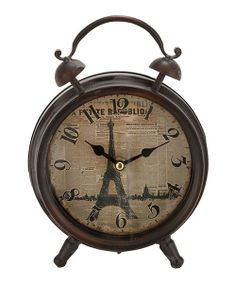 Exceptional Turn Back The Clock. With Retro Inspirations And A Whole Lot Of Funky  Flair, This Back In The Day Alarm Clock Gives The Bedside Table A Vintage Chic  Vibe.