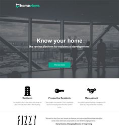 Website Migration & Enhancement for Real Estate Industry in UK - HomeViews Wordpress, Website Development Company, Management, Industrial, Real Estate, Templates, Stencils, Real Estates, Industrial Music