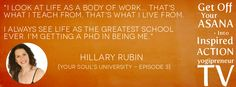 yogipreneurtv.theyogipreneur.com Hillary is such a vibrant soul coach!