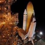A Time-Lapse Video Showing The Last Roll-Out of Space Shuttle Atlantis
