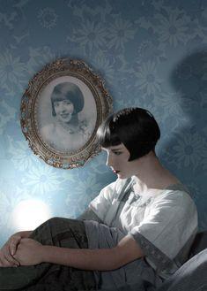 Louise Brooks - Melancholy