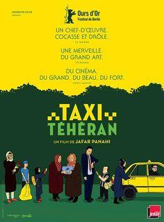 DVD DOC 290 - Taxi Teherán (2015) Irán. Dir.: Jafar Panahi. Documental. Drama. Road movie. Sinopse: un taxi percorre as vibrantes e coloridas rúas de Teherán. Pasaxeiros moi diversos entran no taxi e expresan abertamente a súa opinión mentres son entrevistados polo condutor que non é outro que o director do filme, Jafar Panahi. A súa cámara, colocada no cadro de mandos do vehículo, captura o espírito da sociedade iraniana a través desta viaxe.