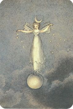 Sprinkling Stars- Amelia Jane Murray- 1820.