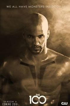 The 100 Promo Season 3 (fan arts)  @MrRickyWhittle