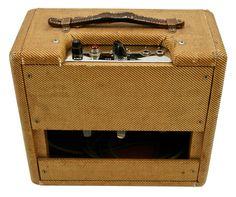 Fender Amplifier | 1958 Tweed Champ Amp | Rainbow Guitars