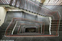 TREPPAUF TREPPAB - Pinned by Mak Khalaf Abstract architecturerolleckrolleckphotographiesonystairsurban by rolleckphotographie
