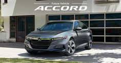 With a completely new design, luxurious materials and three exciting new powertrain choices, the 2018 Accord is coming this fall.