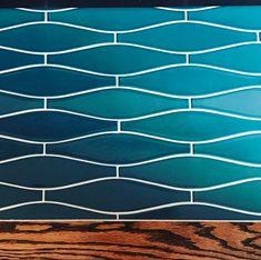 New hearth tile.  #fireclaytile #spiraldesignstudios #interiordesign #tile