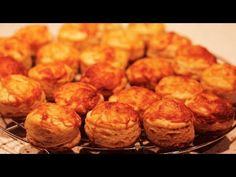 #46 - Házi sajtos pogácsa - Hungarian cheese biscuits - YouTube Cheese Biscuits, Salty Snacks, Muffin, Baking, Breakfast, Food, Youtube, Morning Coffee, Savory Snacks