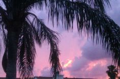 Ponte Vedra Beach at sunset