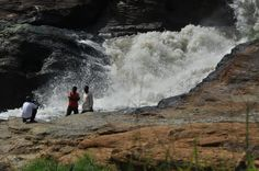 Tour to the source of the Nile, Jinja