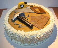 A toolcake by Nilla Hautasaari
