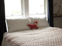 Love Tangle Blanket by Marjorie Dussaud