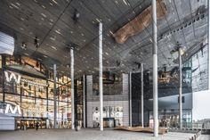 Торговый центр Mall of Scandinavia © Wingårdhs