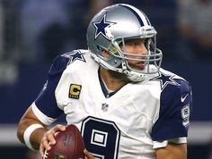 Romo texts Avril 'See you in the playoffs' after hit that injured him