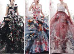 Wedding gowns by Stella de Libero Found on http://chandelyer.tumblr.com/post/154421774273/wedding-gowns-by-stella-de-libero