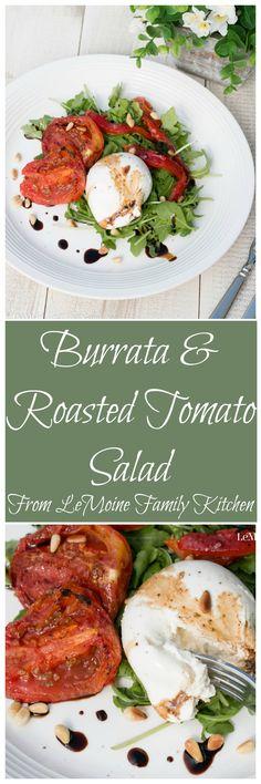 Burrata & Roasted To