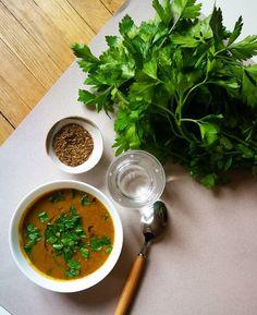 Veggie Recipes, Soup Recipes, Cooking Recipes, Healthy Recipes, Veggie Food, Healthy Food, Plat Vegan, Ramadan Recipes, Ramadan Food