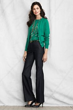 428743b52d8 Start Simple from Lands  End Professional Attire