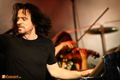 Yanni la Zone Arena Bucharest Romania 2011 - iConcert.ro