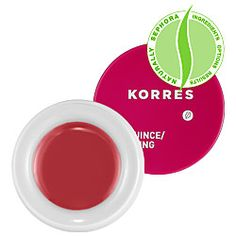 Lip BUTTER...just as yummy as it sounds....leaves your lips hydrated and with a tint of color( if you so desire)