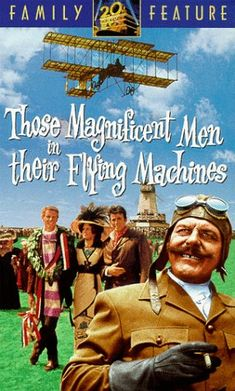 Terry-Thomas was one of many comedians starring inthis classic movie comedy.