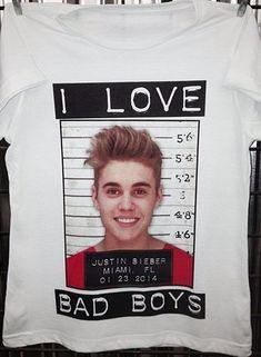 justin bieber shirt