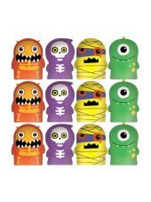 We love the finger puppets!    Boo Crew Monster Finger Puppets - Party City