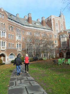 z wizyta w Amerykańskich uniwersytetach.... http://www.onechanceforlife.blogspot.com/
